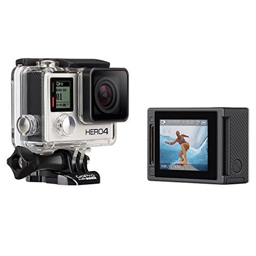 【国内正規品】 Go Pro ウェアラブルカメラ HERO4 シルバーエディション サーフ CHDSY-401-JP