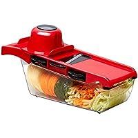 キッチン小型炊飯器の家の多機能プレーニングワイヤーは、ストレージボックスの切断装置で野菜を切る野菜を切る