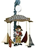 Cotton Tale Designs Pirates Cove Musical Mobile by Cotton Tale Designs [並行輸入品]