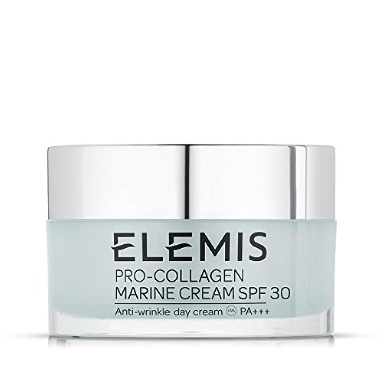隠す接尾辞凍ったエレミス Pro-Collagen Marine Cream SPF 30 PA+++ 50ml/1.6oz並行輸入品