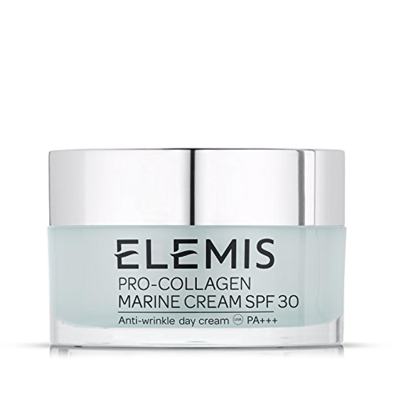 急勾配の悪用割り当てエレミス Pro-Collagen Marine Cream SPF 30 PA+++ 50ml/1.6oz並行輸入品