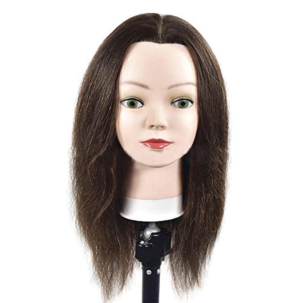 カレッジ鋼後ろにサロン髪編組理髪指導ヘッドスタイリング散髪ダミーヘッド化粧学習マネキンヘッド