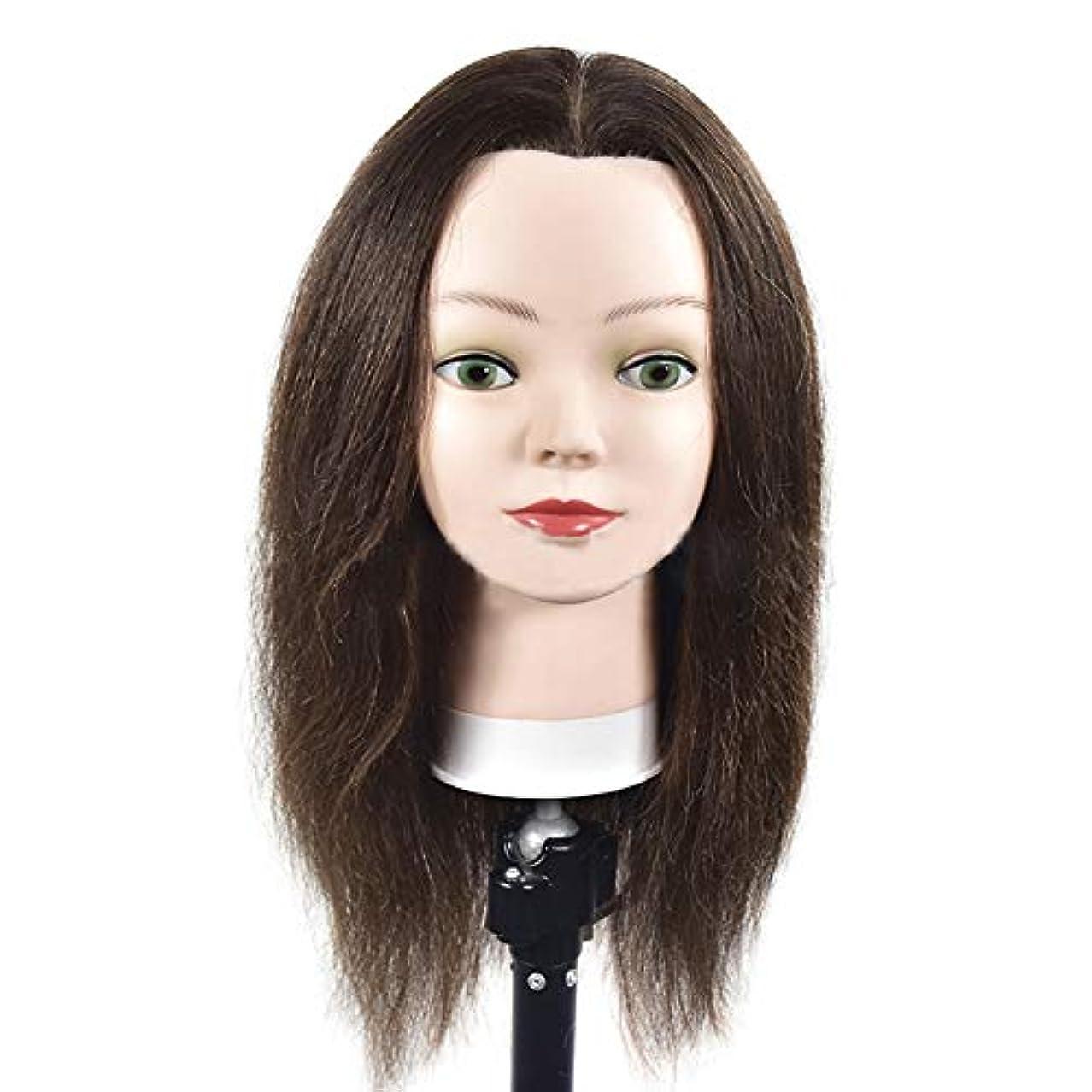 教レクリエーション実験室サロン髪編組理髪指導ヘッドスタイリング散髪ダミーヘッド化粧学習マネキンヘッド