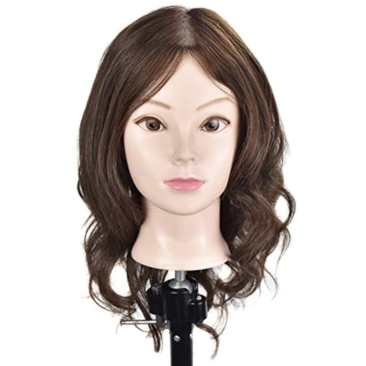 郵便局予測廊下専門の練習ホット染色漂白はさみモデリングマネキン髪編組髪かつら女性モデルティーチングヘッド