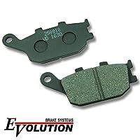 エボリューション(EVOLUTION)セミメタルブレーキパッド EV-163D CB750 NR750 ホーネット900