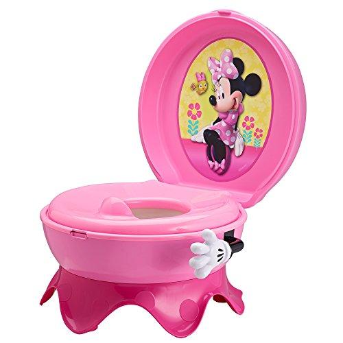 ディズニー・ミニーマウス3in1 おまる