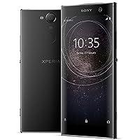 Sony Xperia XA2 Dual H4133 Black/ブラック SIMフリー 並行輸入品