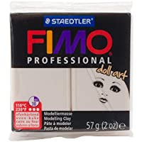(Translucent Beige) - Fimo Professional Doll Art Clay 60ml