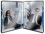 【Amazon.co.jp限定】メン・イン・ブラック:インターナショナル 4K ULTRA HD & ブルーレイセット スチールブック仕様(初回生産限定)(特典 スペシャル・ボーナスディスク付) [4K ULTRA HD + Blu-ray] [Steelbook] 画像