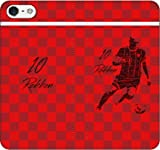 iPhone/Xperia/Galaxy/他機種選択可:サッカー/グラフィティ手帳ケース(デザイン:ミュンヘン/10番_01) 05 iPhone7