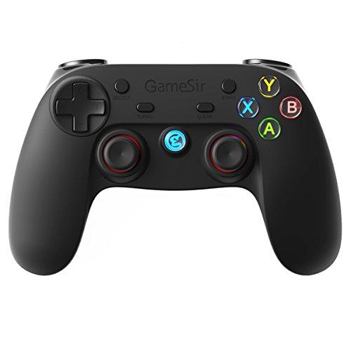GameSir G3s Bluetooth コントローラー スマホ タブレット テレビ PC PS3対応ゲームパッド 有線無線両対応 (ブラック)