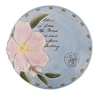 Toulouse Collection Appetizer Plate Blue [並行輸入品]