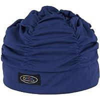 FOOTMARK(フットマーク) 水泳帽 スイミングキャップ ゆったりアクアキャップギャザー 508001