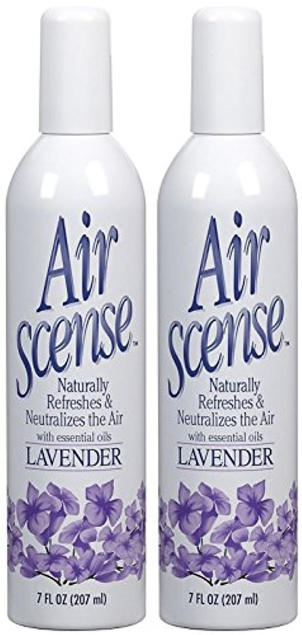 入場危険カセットAir Scense AIR SCENSEエアフレッシュナー、ラベンダー、7 FZ