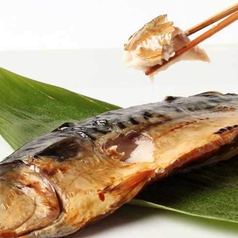 越ちゃんの無添加干物  鯖の文化干し(約120g×2)