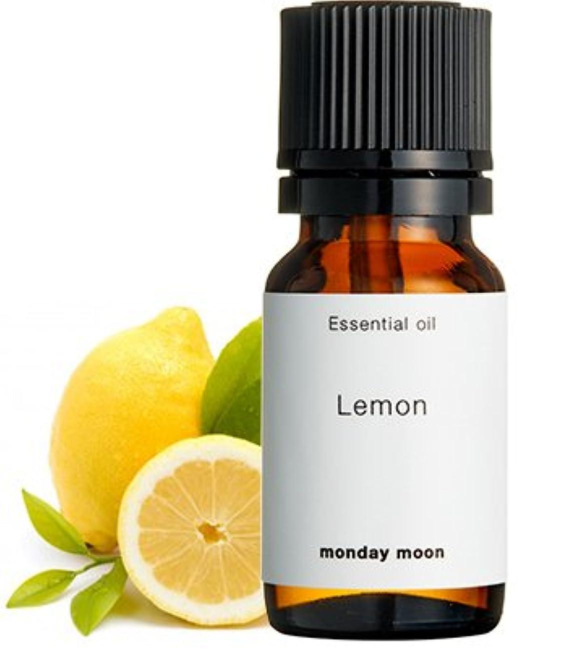 彫刻家対称期限レモン精油/10ml