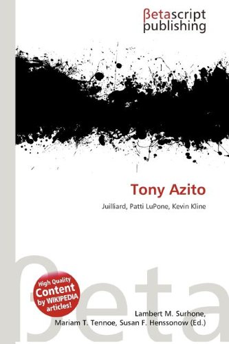 Tony Azito