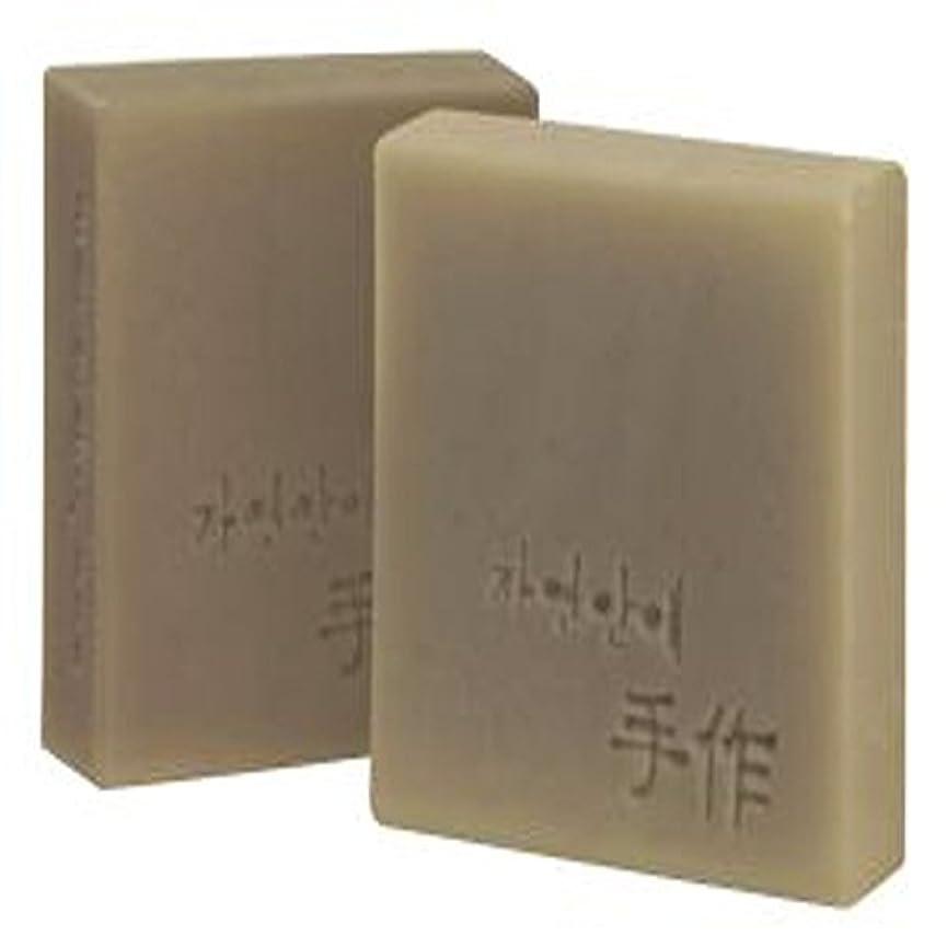 リスク有名人インポートNatural organic 有機天然ソープ 固形 無添加 洗顔 (にんじん) [並行輸入品]