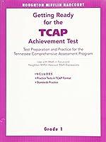Math Test Prep Workbook Grade 1: Houghton Mifflin Harcourt Math Tennessee (Math 2012 Wt)