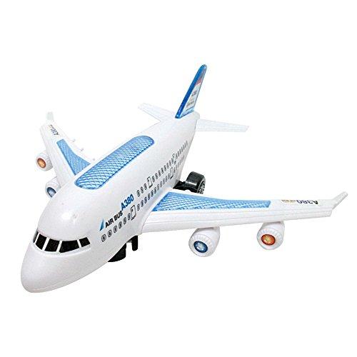 ユニバーサルミュージックライト380エアバス、電動旅客機飛行...