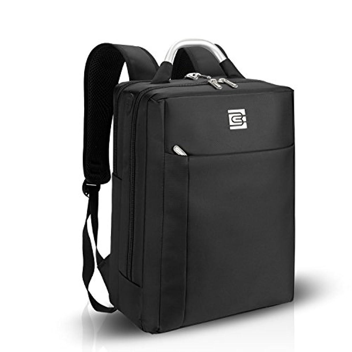 印象的な以下苦行FANDAREビジネスリュックサックメンズ パソコンバッグ PCバッグ 旅行バッグ 15.6インチノートPC収納対応 大容量 防水 多機能 通勤 通学 旅行