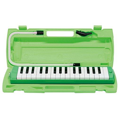キクタニ 鍵盤ハーモニカ 32鍵 MM-32N グリーン