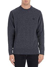 Acne Studios メンズ 29Q173CHARCOALMELANGE グレー ウール セーター