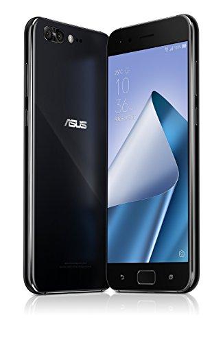 ASUS ZenFone4 Pro SIMフリー スマートフォン (ブラック/5.5インチ)【日本正規代理店品】(オクタコアCPU/6GB/128GB/3600mAh) ZS551KL-BK128S6/A ZS551KL-BK128S6/A