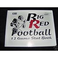Big Red Football Stat Book