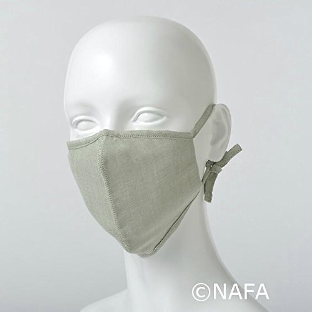 暖炉権威のぞき見TAKEFU 竹のうるおいマスク ユニセックス 若竹(わかたけ) フリーサイズ (竹布 マスク)