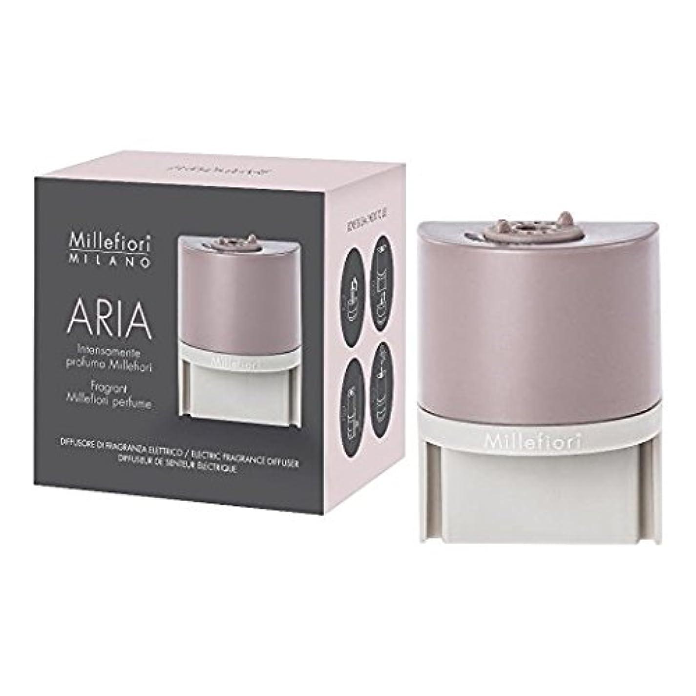 ロッドアジア人金額Millefiori ARIA 本体+リキッドセット プラグインディフューザー アロマ (コールドウォーター)
