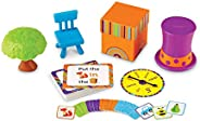 Learning Resources Fox in a Box - Position Word Activity Set