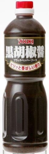 ユウキ 黒胡椒醤(1.2kg)