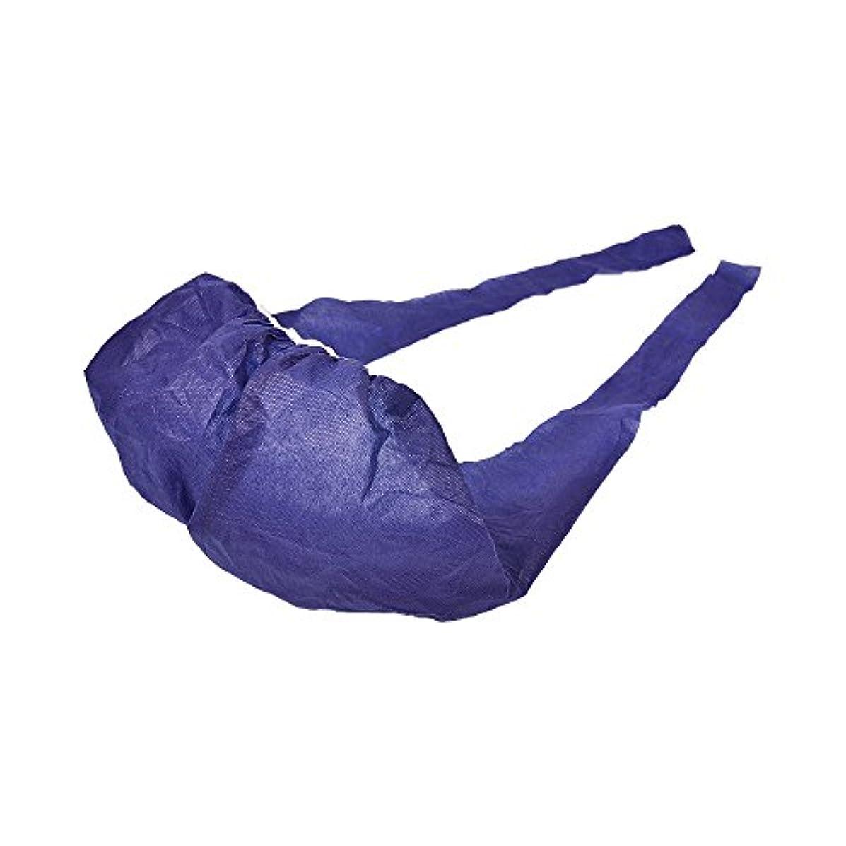 使い捨てブラジャー 50枚入り 紐タイプ ブラック エステ サロン マッサージ 用品 ペーパーブラジャー 使い捨て下着 紙ブラジャー