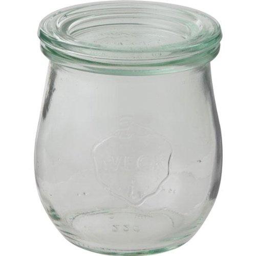 RoomClip商品情報 - WECK Tulip Shape ガラスキャニスター 200ml WE-762