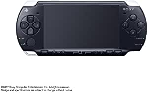 PSP「プレイステーション・ポータブル」 ピアノ・ブラック (PSP-2000PB) 【メーカー生産終了】
