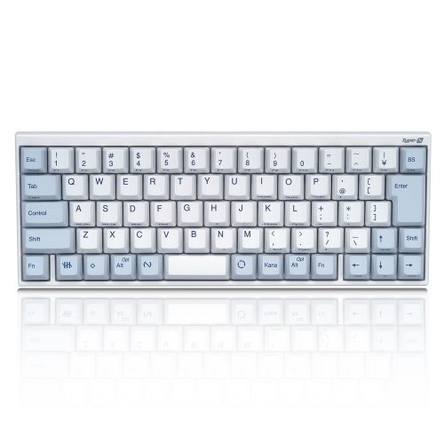 PFU Happy Hacking Keyboard Professional JP Type-S 日本語配列/白 PD-KB420WS