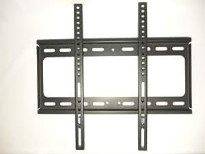 26-52型/VESA規格対応 液晶/プラズマテレビ 壁掛け金具 HDL-110B(ブラック)