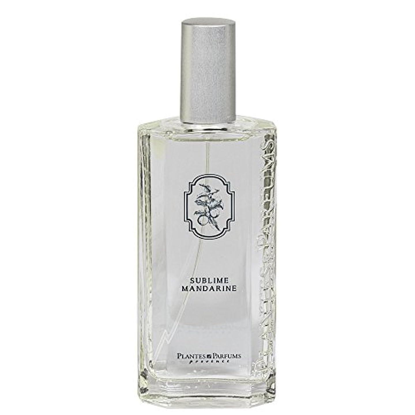 腐食する解決する戦士Plantes&Parfums[プランツ&パルファム] オードトワレ サブライムタンジェリン