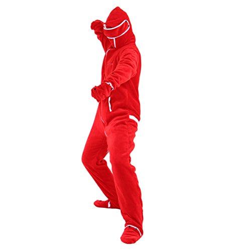 ビビラボ 冬のダメ着 人型寝袋 フリース ニュータイプ着る毛布