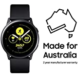 Samsung SM-R500NZKAXSA Galaxy Watch Active (Australian Version), Black