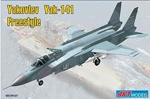 1/72 ヤコブレフ Yak-141 フリースタイル超音速VTOL戦闘機