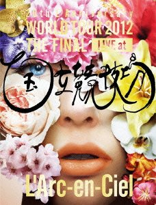 20th L'Anniversary WORLD TOUR 2012 THE FINAL LIVE at 国立競技場(初回生産限定盤LIVE Blu-ray+1CD)