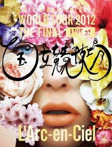 20th L'Anniversary WORLD TOUR 2012 THE FINAL LIVE at 国立競技場(初回生産限定盤DVD+HONOLULU LIVE CD)