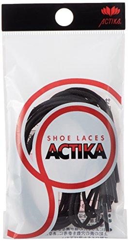 [アクティカ] 靴ひも ほどけにくいロー引ひも 2足(4) 本入り 75cm...