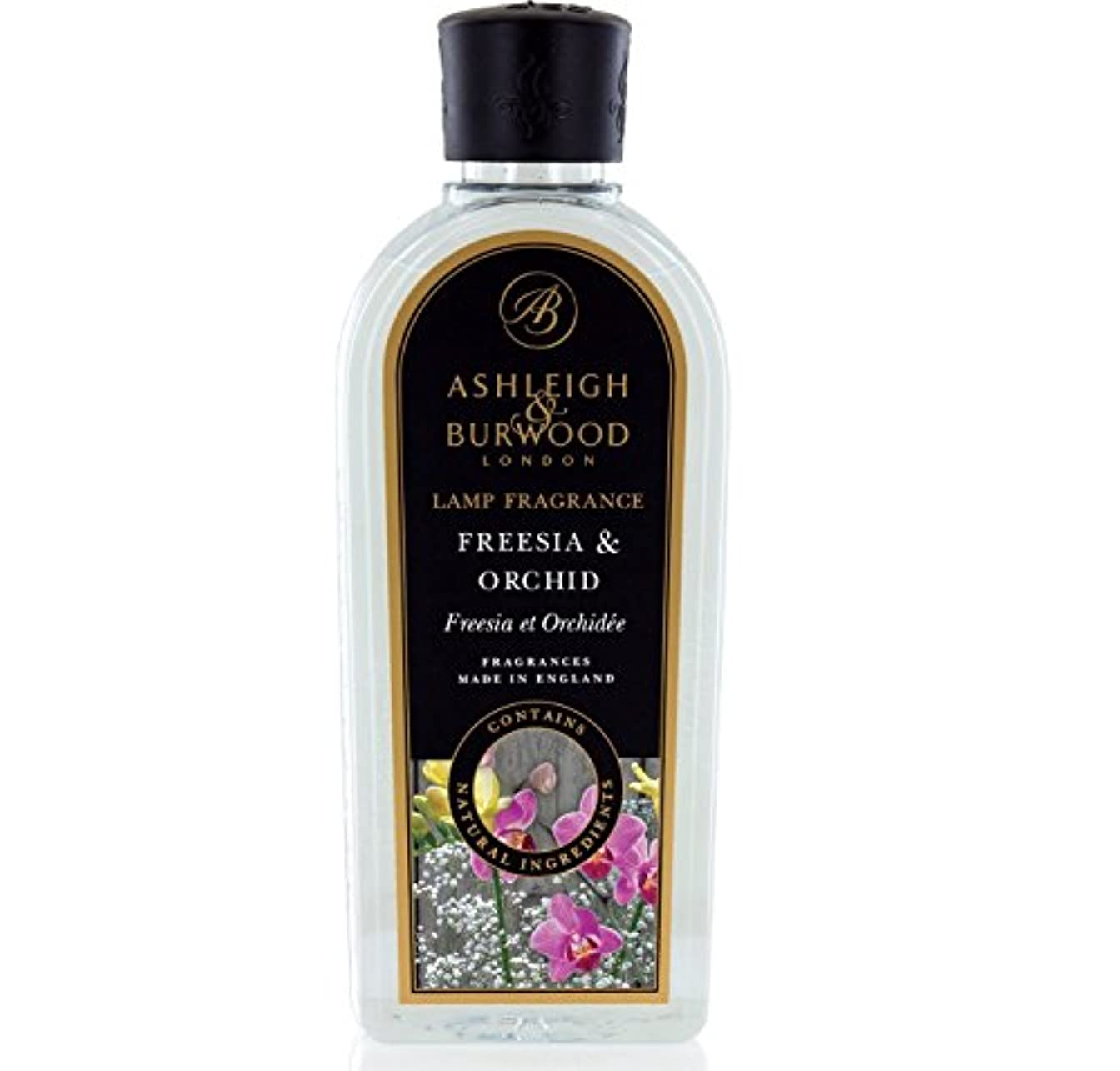 こんにちは個人的な鼻Ashleigh&Burwood ランプフレグランス フリージア&オーキッド Lamp Fragrances Freesia&Orchid アシュレイ&バーウッド