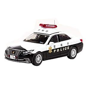 RAI'S 1/43 トヨタ クラウン ロイヤル (GRS210) 2016 警視庁所轄署地域警ら車両 完成品