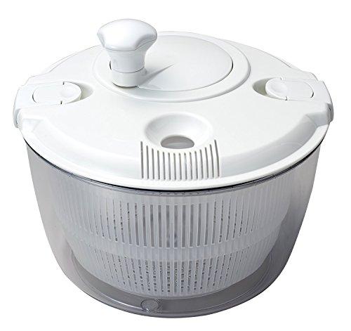 パール金属 野菜 水切り 器 たっぷり 水切り サラダ スピナー マイティ C-66