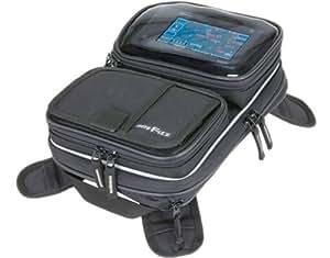 タナックス(TANAX)モトフィズ マップ&ナビバッグ /ブラック MFK-131 可変容量4-6ℓ