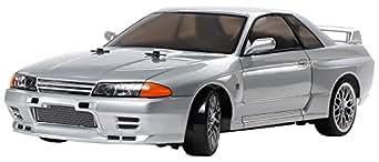 タミヤ 1/10 電動RCカーシリーズ No.651 NISSAN スカイラインGT-R (R32) TT-02Dシャーシ ドリフトスペック 58651